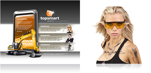 Reference TOPSMART s.r.o. (redesign)