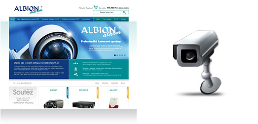 Reference ALBION ALARM s.r.o.