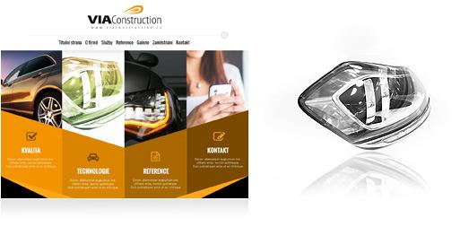 Reference VIA CONSTRUCTION s.r.o.