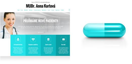 Reference MUDr. Anna Kortová