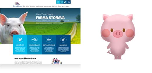 Reference FARMA STONAVA - Tadeáš Koch