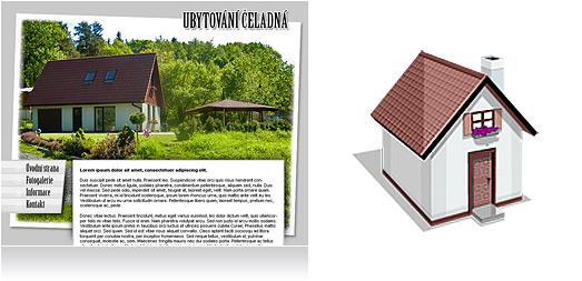 Reference UBYTOVÁNÍ ČELADNÁ