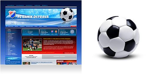 Reference BANÍK OSTRAVA - fotbalový fans server