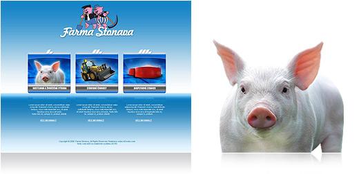 Reference FARMA STONAVA - Tadeáš Koch (redesign webu)